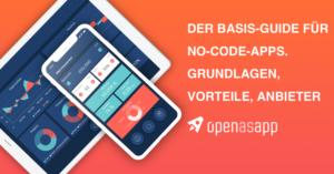 Der Basis Guide Für No-Code Apps