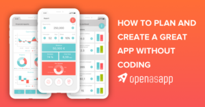 How to plan a great app without coding