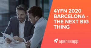 4YFN Barcelona 2020 The Next Thing
