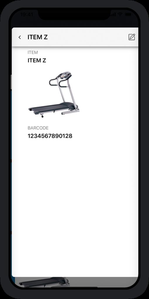 Barcode Scanner App 2