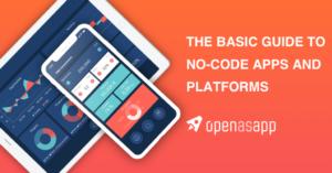 Basic Guide No-Code Apps Platforms