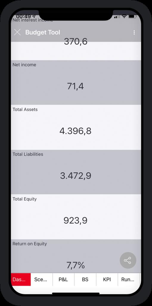 Budgetierungs-App 2