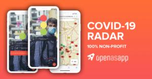 COVID-19 Radar App