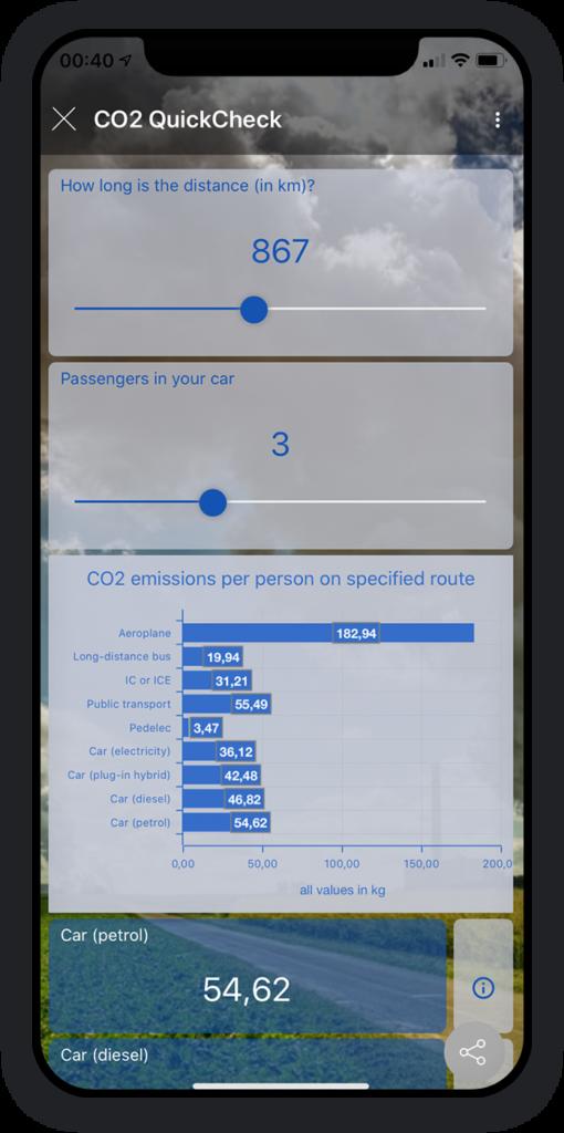 CO2 QuickCheck App 1