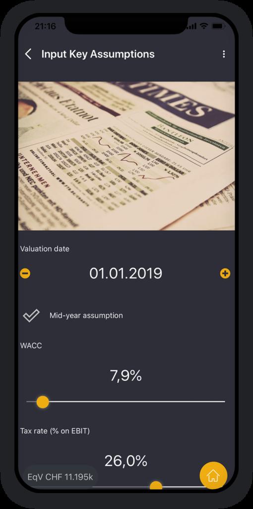 Company Evaluation App 3