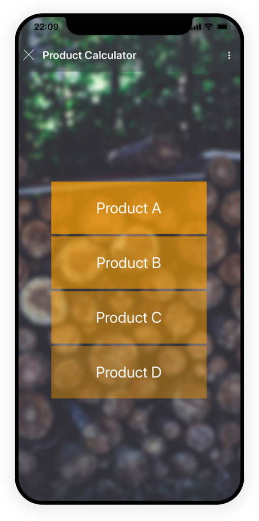 Product Calculator App 1