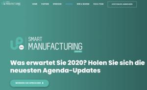 Smart Manufacturing 2020