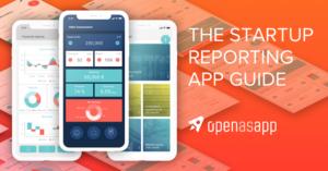 Startup reporting app guide