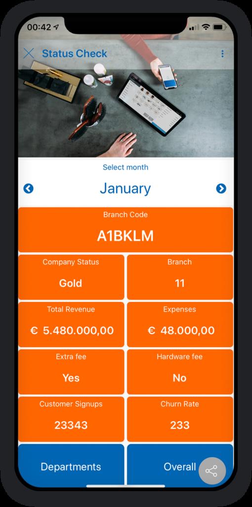 Status Check App 1