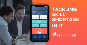 Tackling Skill Shortage in IT