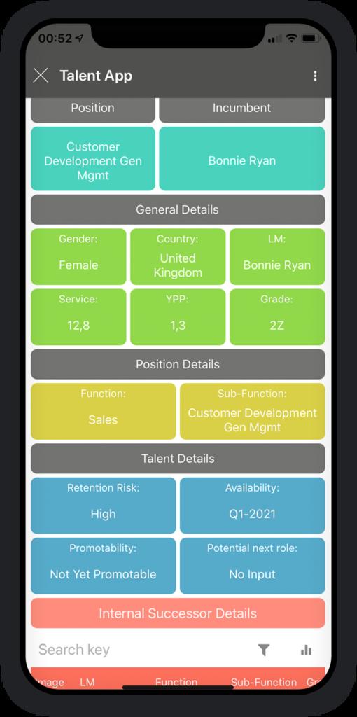 Talent App 2