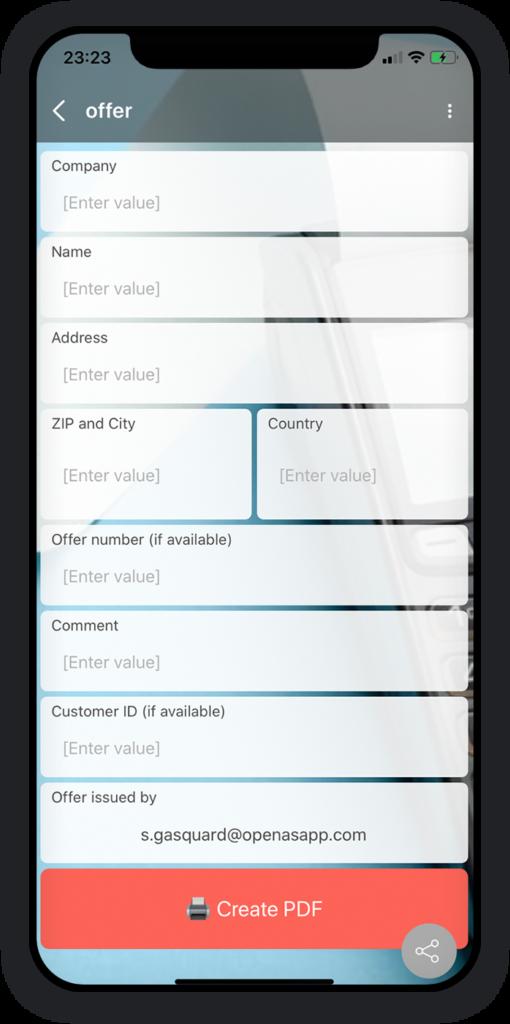 SaaS Pricing Calculator app Offer