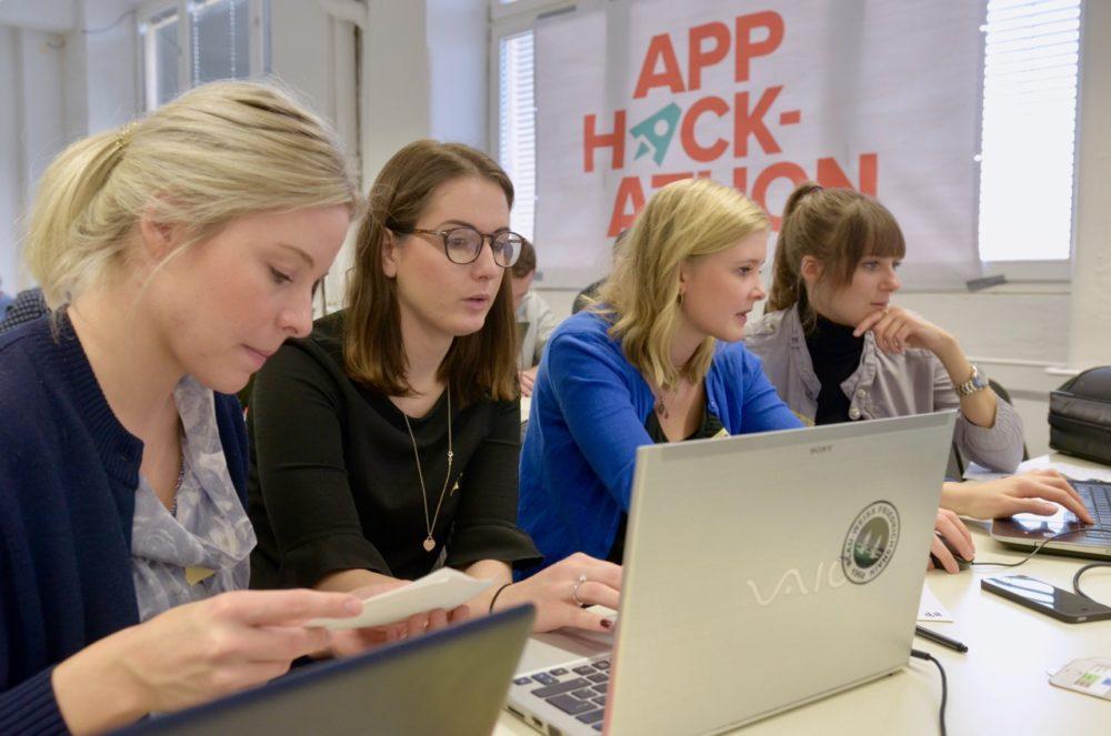 App-Hackathon-HTW