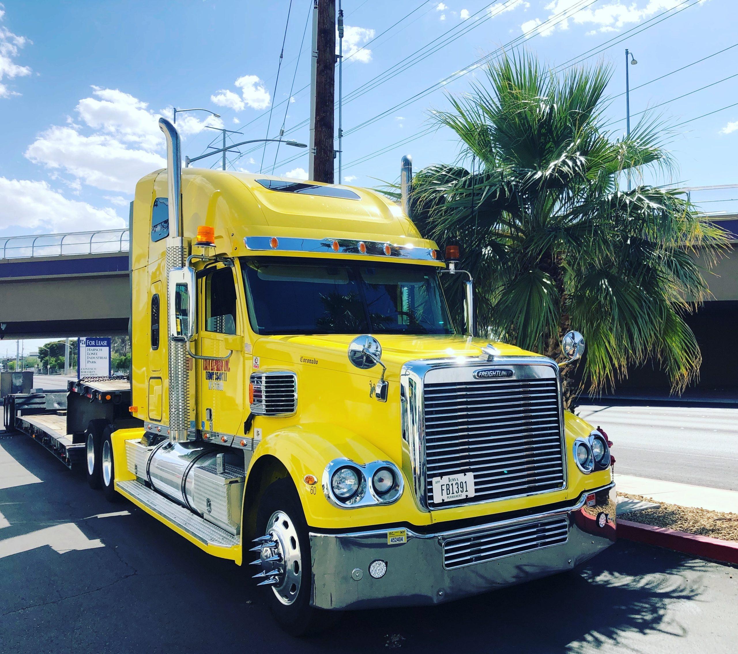Truck Price Configurator App